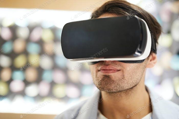 Virtuelles Abenteuer
