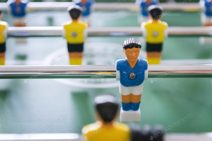 Foosball Table Soccer Game Recreation Leisure