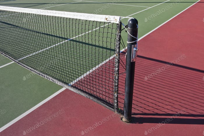 45794,Tennis Net and Court
