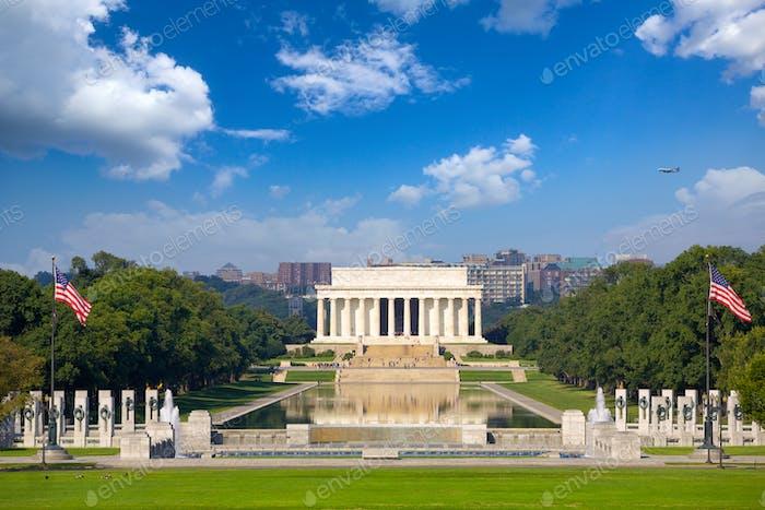 Monumento a Abraham Lincoln