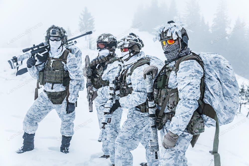 Militärische und nicht-militärische Entwicklungen in der Arktis
