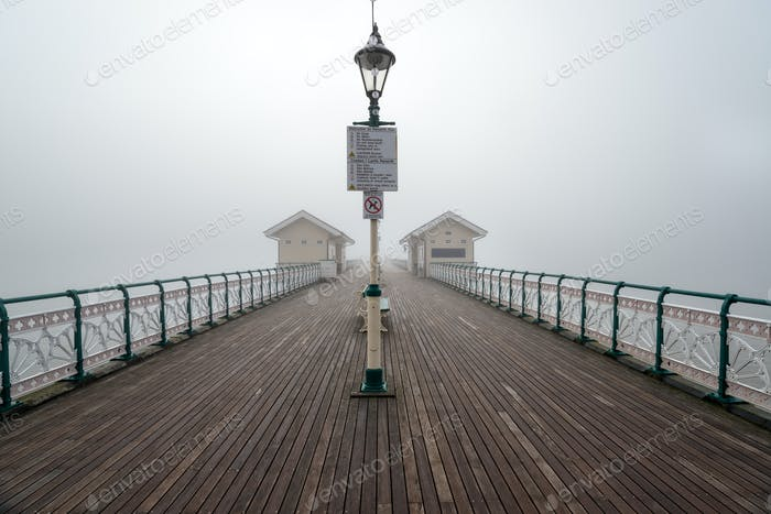 Nebel Penarth Pier