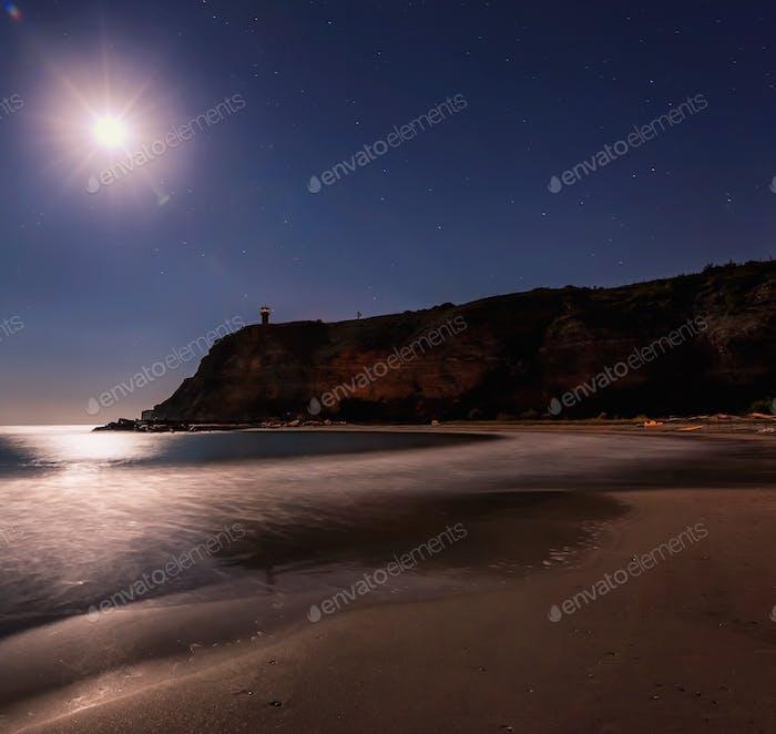 Luz de la luna