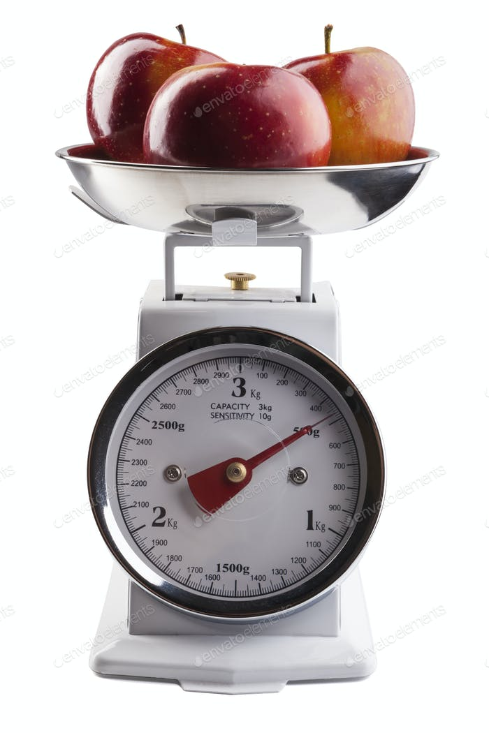 Apples Weight