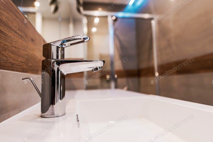 Modern Bathroom Sink Faucet
