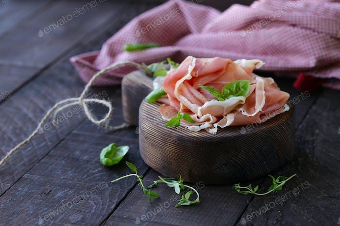 Parma Italian Ham