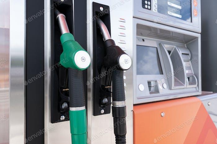 Kraftstoff-Pumpen