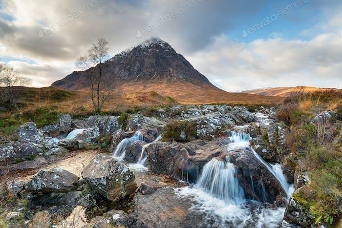 Buachaille Etive Mor in Scotland