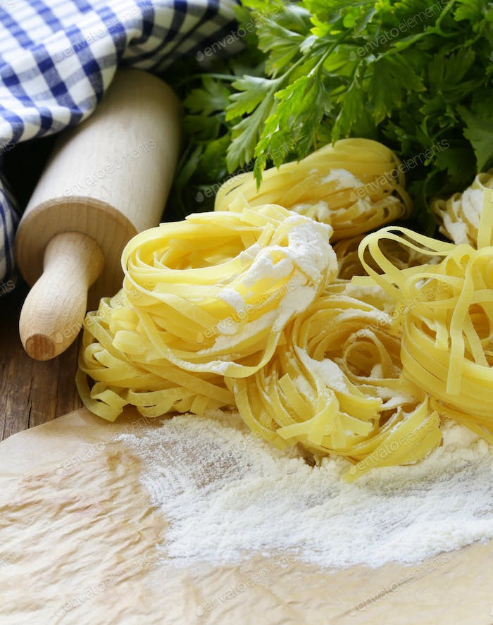 Homemade Noodles (Pasta)