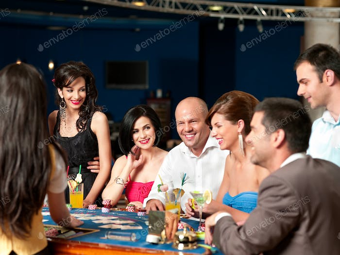 casino blackjack players