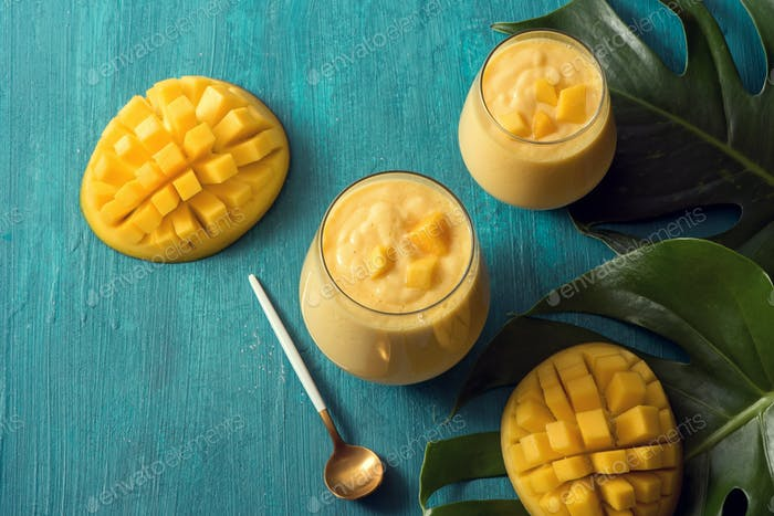 Mango Lassi Drink