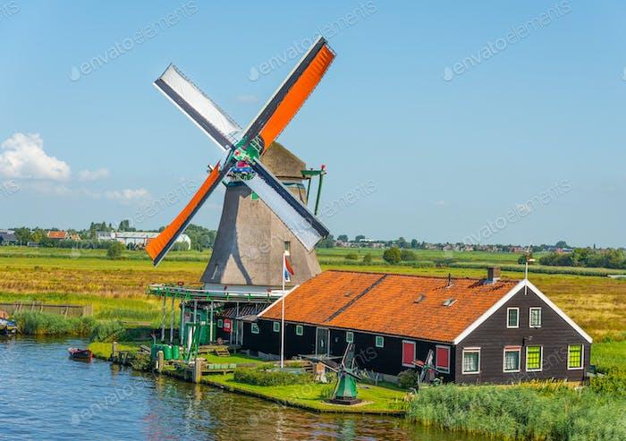 Windmühle Amsterdam