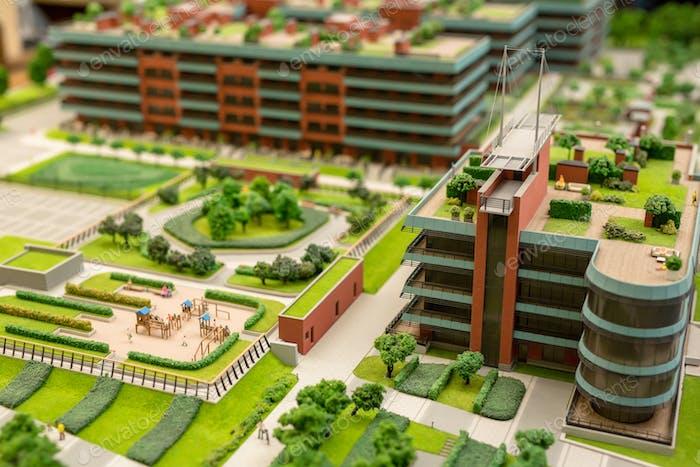 Urban layout