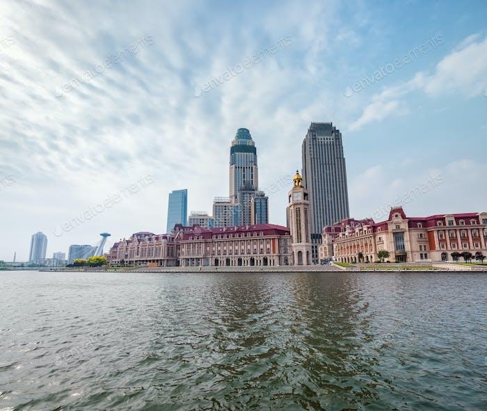 Tianjin Stadtbild