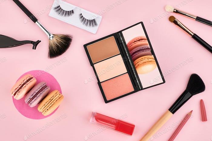 Woman cosmetics