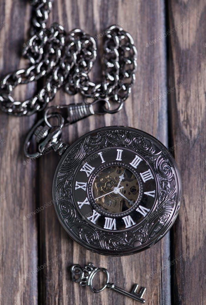 Vintage Taschenuhr