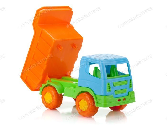 Color toy car