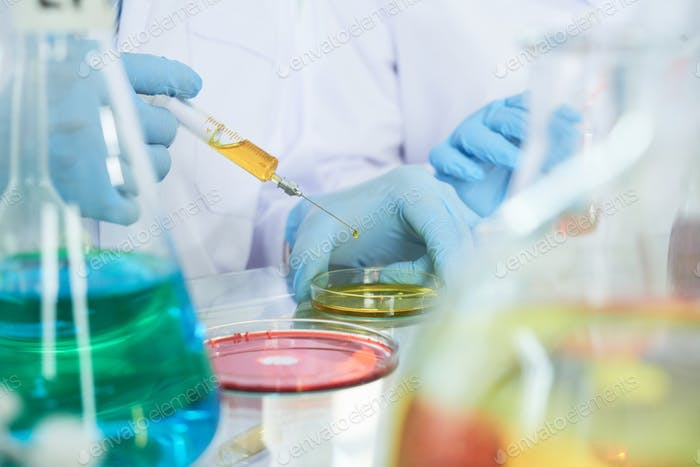 Creation of Brand-New Vaccine