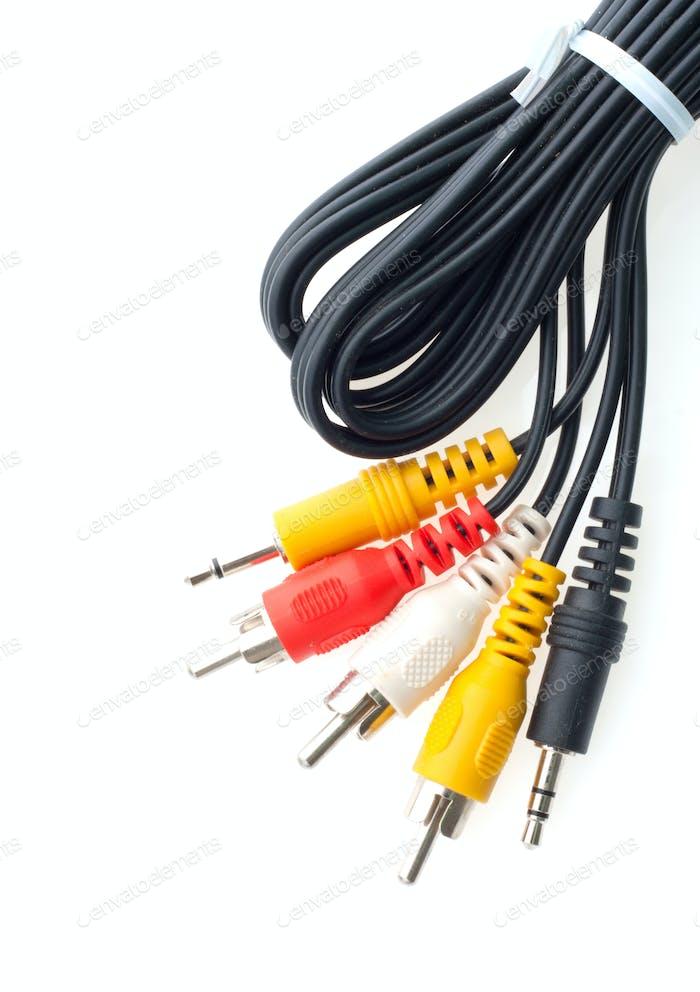 Аудио и видео кабели