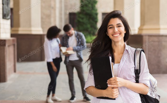 Concepto de préstamos estudiantiles