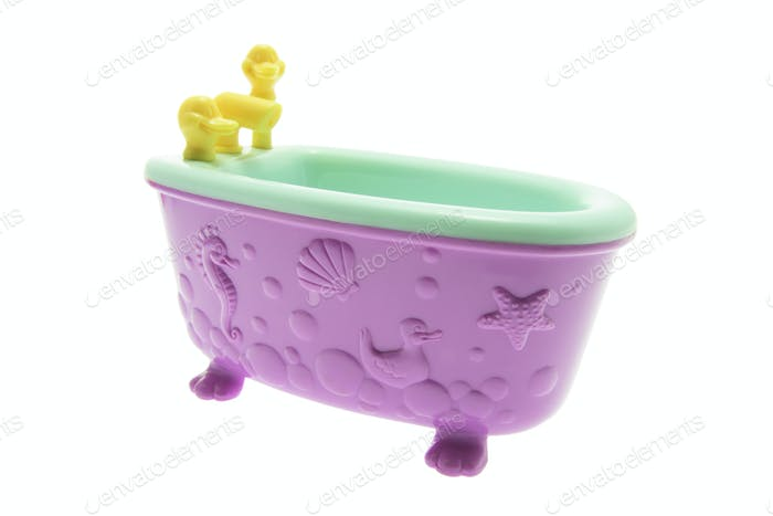 Miniature Bath Tub