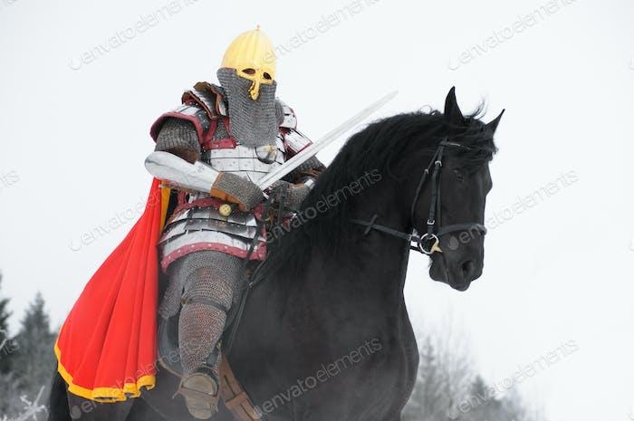 Slavic Knight