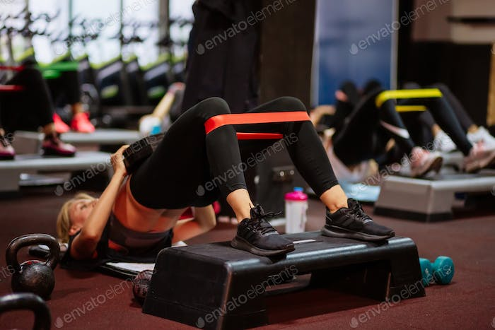 high intensity interval training group