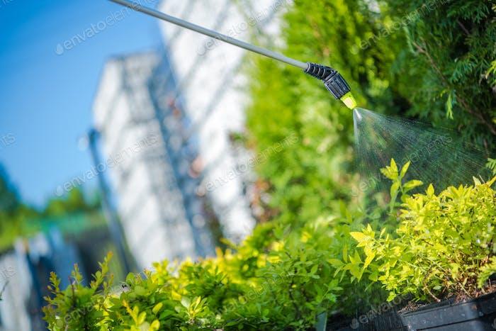 Garden Plants Insecticide
