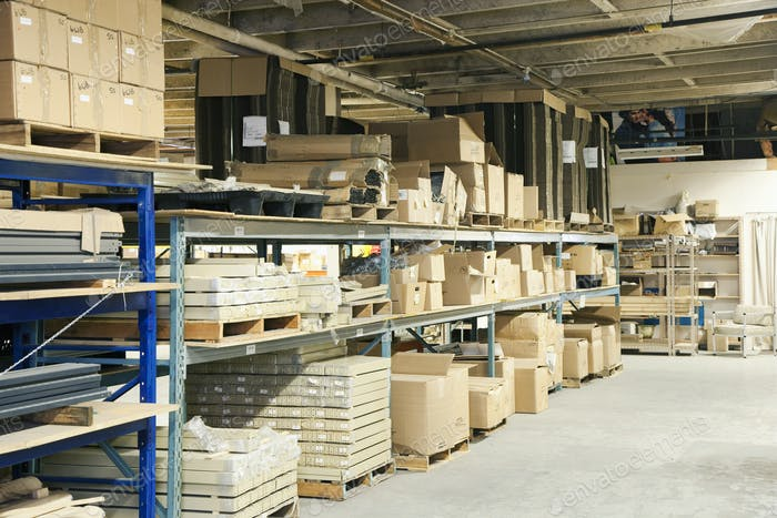 45164,Boxes and Other Materials in Warehouse
