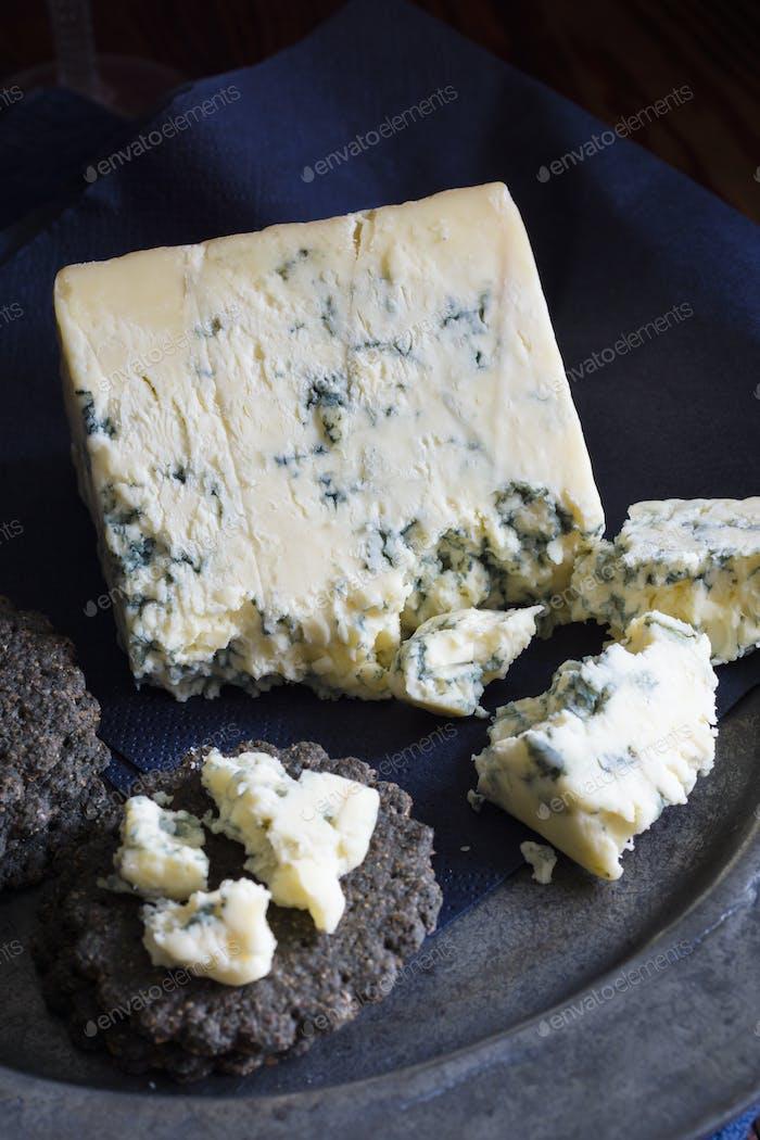 Mature English Stilton Cheese