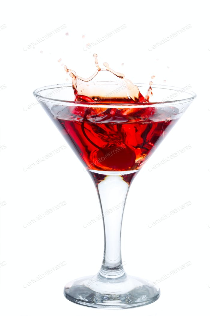 Splashing Cocktail