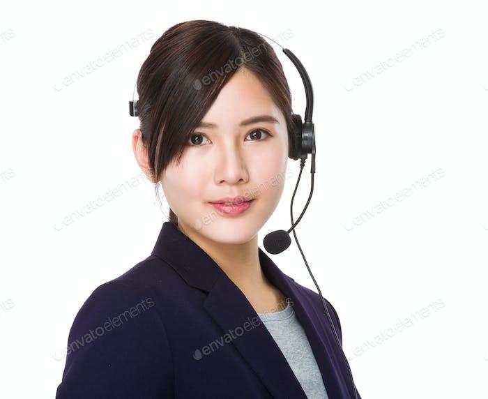Berater für Kundendienstleistungen