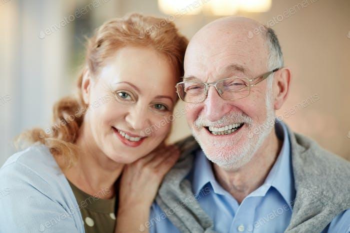 Женатые пожилые люди