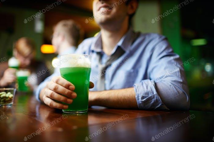 Irisches Getränk