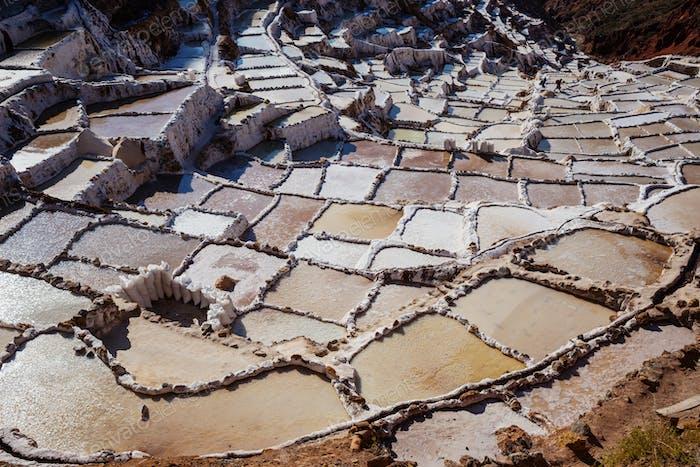 Salt ponds