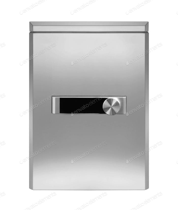 Realistic Steel safe