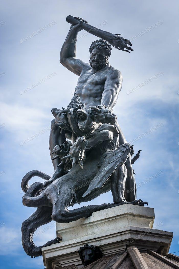 Herkules Fountain
