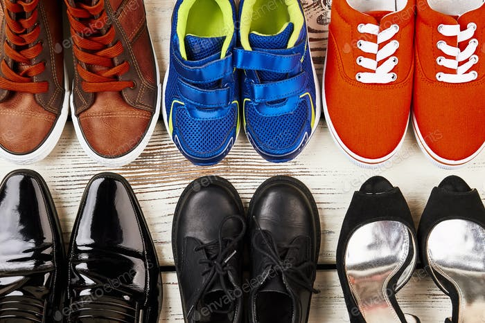Shoes for work and recreation