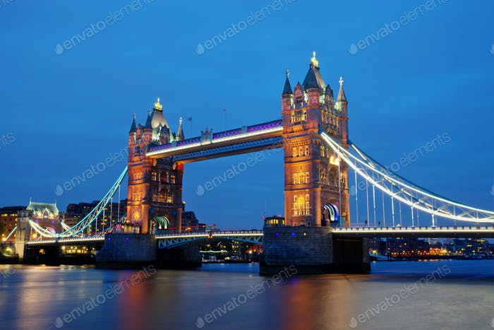London landmark Towerbridge