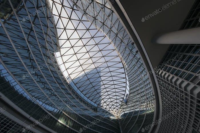 Milan (Italy), Palazzo Lombardia, modern building