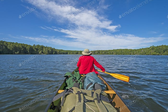 Paddling into the Wilderness
