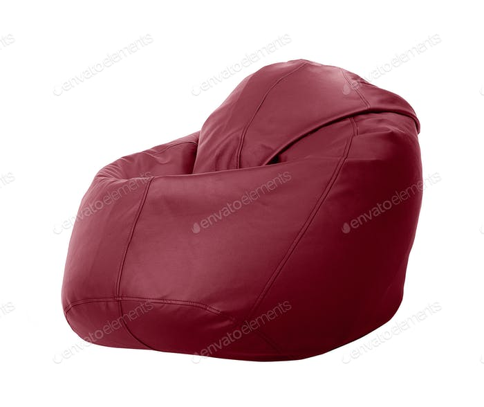 Bean Bag isolated