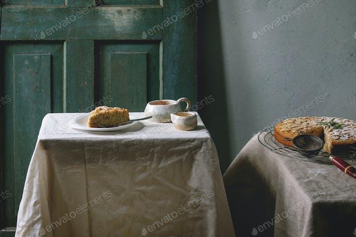 Glutenfreie Mandelkuchen