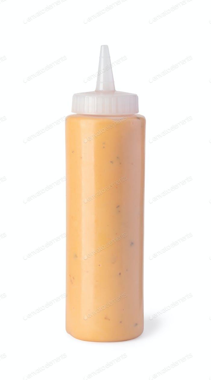 mayonnaise plastic bottles