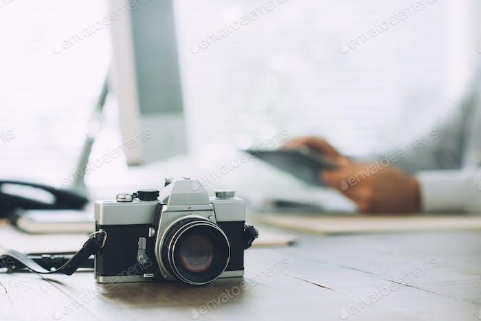 Профессиональный фотограф в Агентство