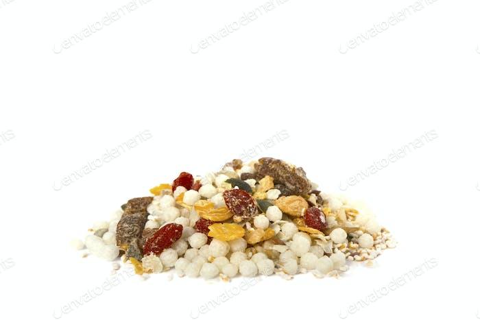Bio und gesundes Getreide