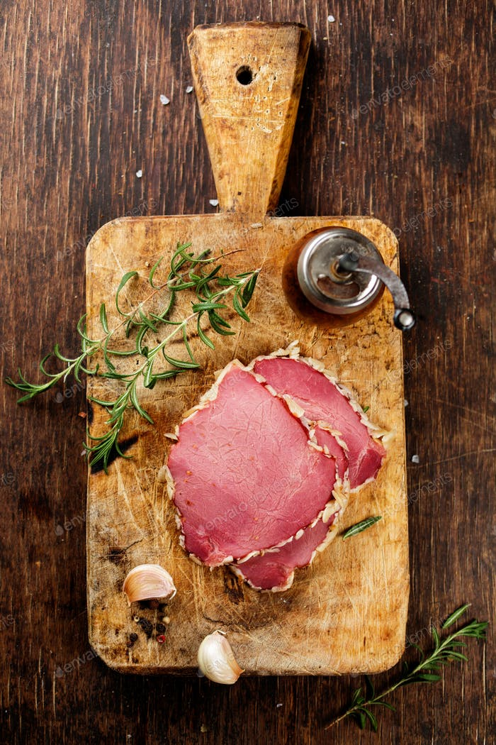 Ham and Spices