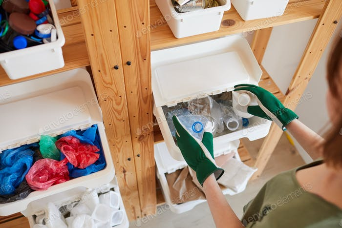 Organizing Waste Sorting at Home