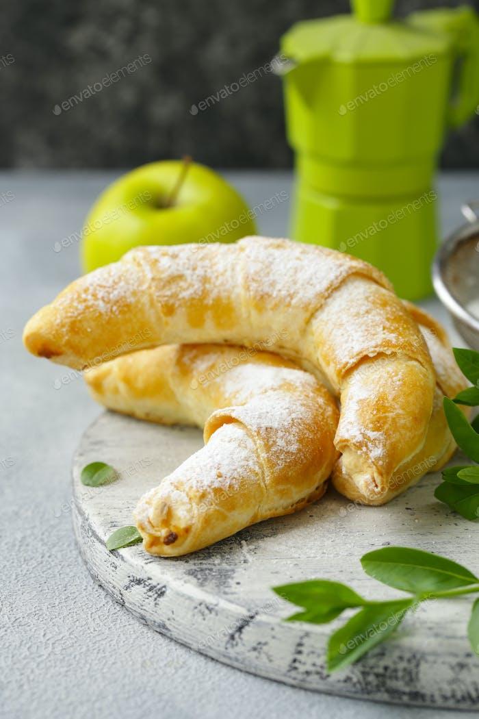 Dessert Biscuits Bagels