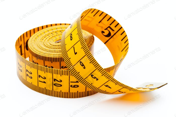 Yellow tailor meter